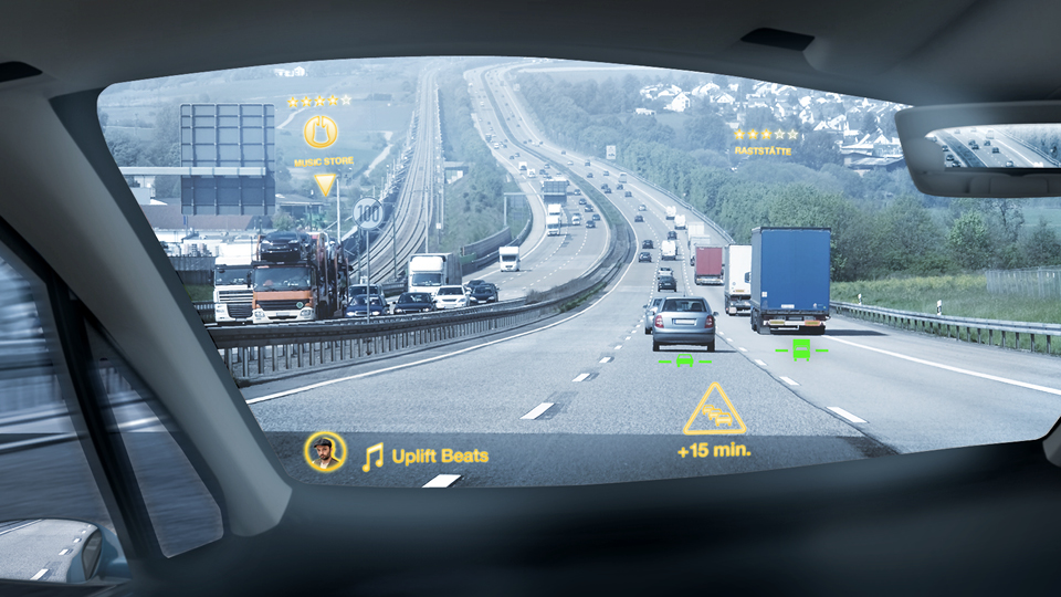 Augmented Reality HUD